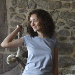 tee-shirt NANETTE gris