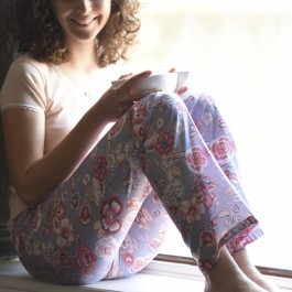 T.shirt ANNA coton & soie