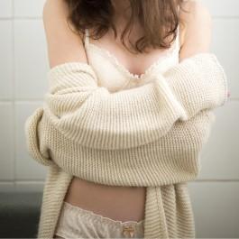 CHARLOTTE nude & paillettes