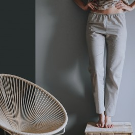 Pantalon SIAM coton biologique