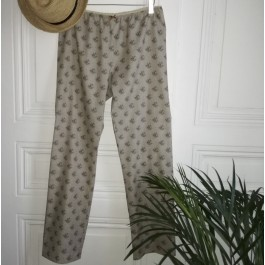 Pantalon CEYLAN coton biologique
